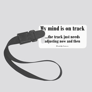 ontrack_sq Small Luggage Tag