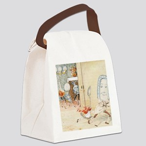 nursery Hey.diddle.diddle Randalf Canvas Lunch Bag