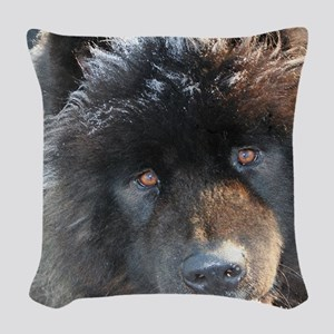 IMG_0389 kona 18x24 coC Woven Throw Pillow