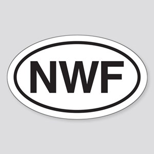 """NWF"" International Vehicle Code Sticker"