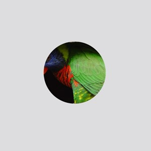 Parrot Calendar Mini Button