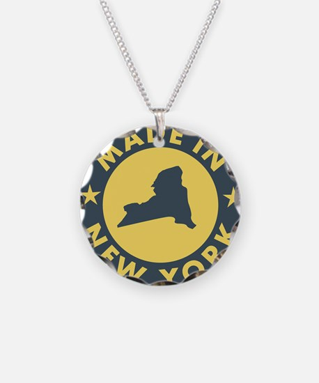 2-Made-In-nEW-yORK Necklace