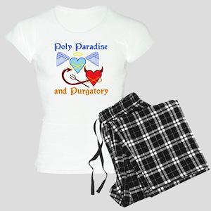 2-poly paradise  purgatory  Women's Light Pajamas
