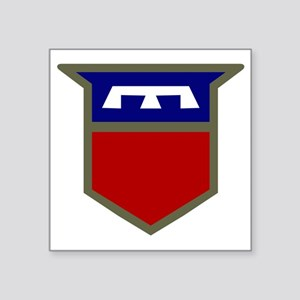 """76th Infantry Division Square Sticker 3"""" x 3"""""""