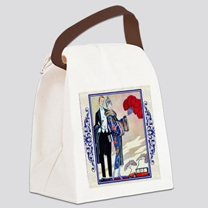 IPAD 12 DEC GDBT CASINO Canvas Lunch Bag