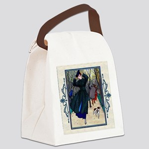 IPAD 10 OCT GDBT BRISSAUD Canvas Lunch Bag