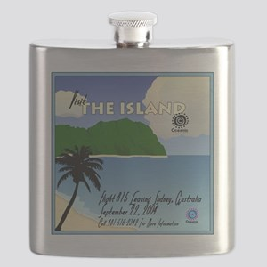 travelposter Flask