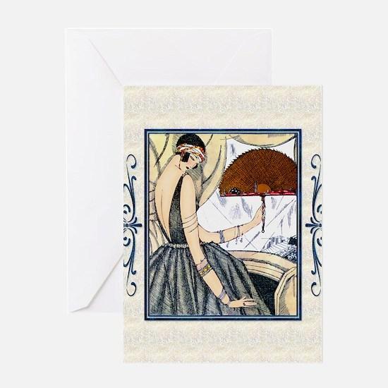 IPAD 11 NOV GDBT LEPAPE Greeting Card