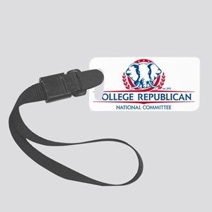 CRNC Logo Small Luggage Tag