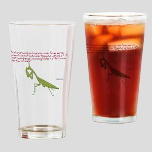 Bibles to Haiti Drinking Glass