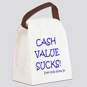 cashvaluekids Canvas Lunch Bag
