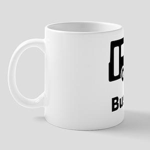 The Inbetweeners Bus wankers Dark Mug