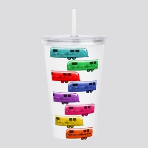 Airstream Trailers t Acrylic Double-wall Tumbler