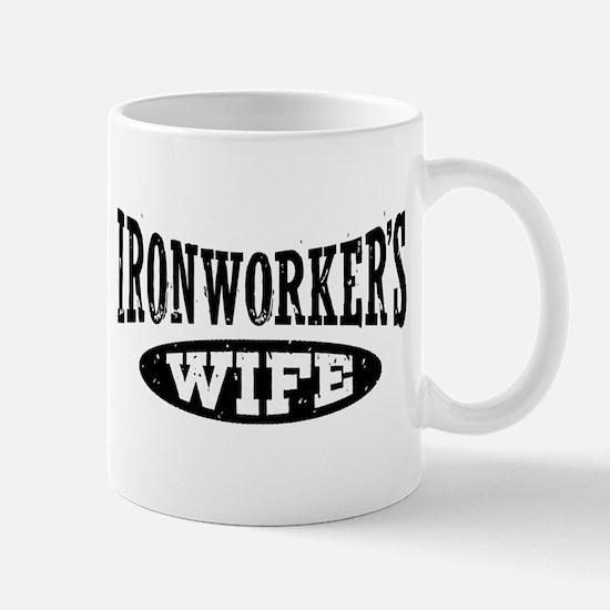 Ironworker's Wife Mug