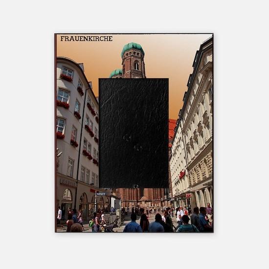 Munich Frauenkirche Picture Frame