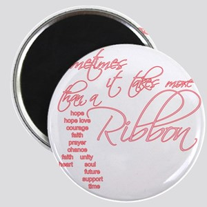 More Than A Ribbon Magnet