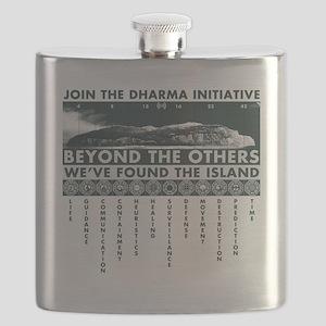 DharmaIsland Flask