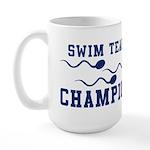 Swim Champ Large Mug