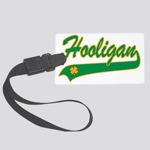 pat276colored Large Luggage Tag