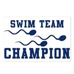 Swim Champ Postcards (Package of 8)