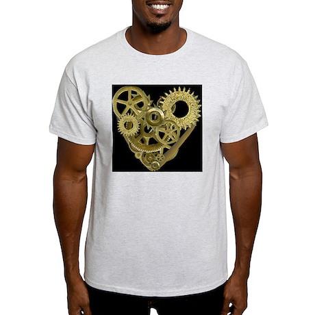 gear heart 3 Light T-Shirt