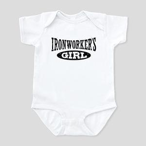 Ironworker's Girl Infant Bodysuit