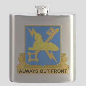 DUI-572ND MILITARY INT COY Flask