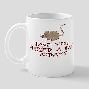 Rat Hug Mug