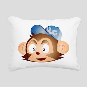 grease_monkey Rectangular Canvas Pillow