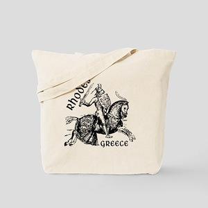 2-rhodes_knight_t_shirt Tote Bag