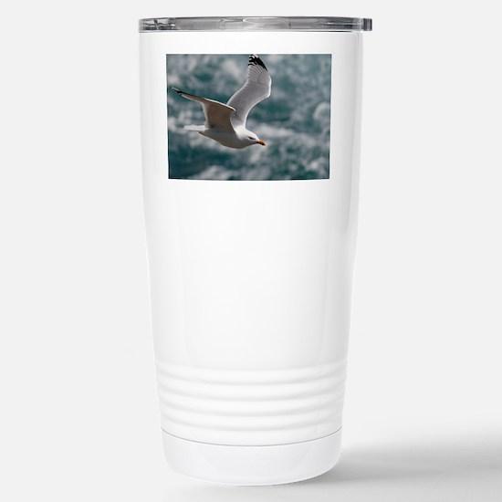 Herring Gull2 Stainless Steel Travel Mug