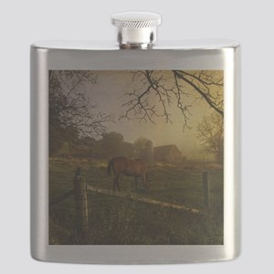 Early Morning Light Flask