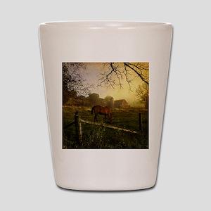 Early Morning Light Shot Glass