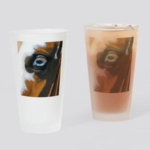 See my soul Drinking Glass