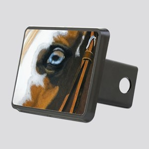 See my soul Rectangular Hitch Cover