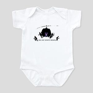 196th LIGHT INFANTRY Infant Bodysuit