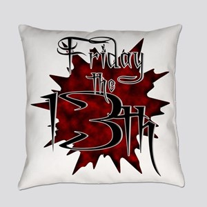 Friday the 13th Everyday Pillow