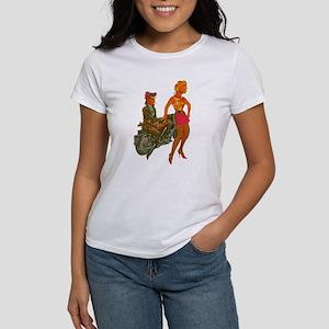 LEATHER DYKE Women's T-Shirt