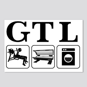 GTL1 Postcards (Package of 8)