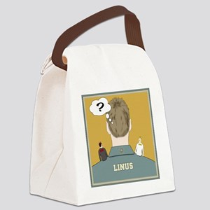 linus Canvas Lunch Bag