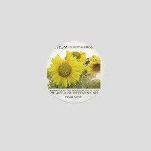 sunflower200dpi Mini Button