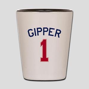 Gipper #1-2 Shot Glass