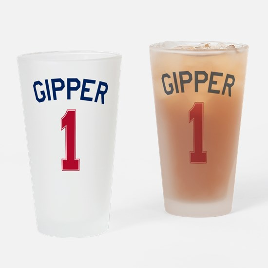 Gipper #1-2 Drinking Glass