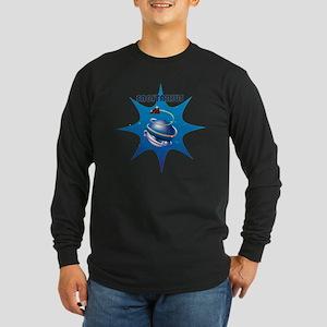 sagittario Long Sleeve Dark T-Shirt