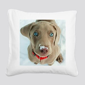 do i have something on my nos Square Canvas Pillow