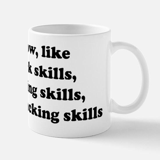 Skills2 Mug