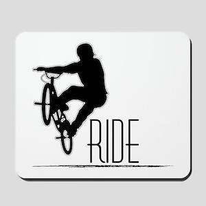 Ride Baby! Mousepad
