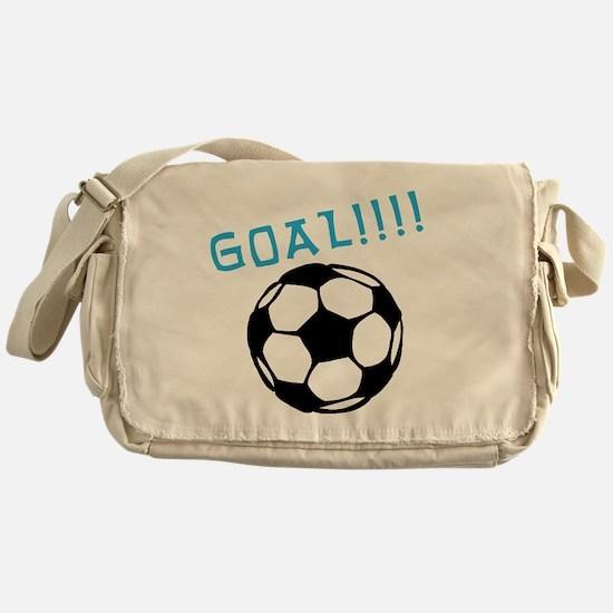 soccer Messenger Bag