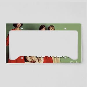 fabcard_0008_print License Plate Holder