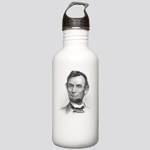 A Lincoln steel engr b Stainless Water Bottle 1.0L